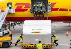 Coronavirus: llegan a Colombia 117.000 vacunas de Covax, las primeras en América