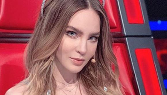 La cantante es una de las estrellas que más representa a México (Foto: Instagram)