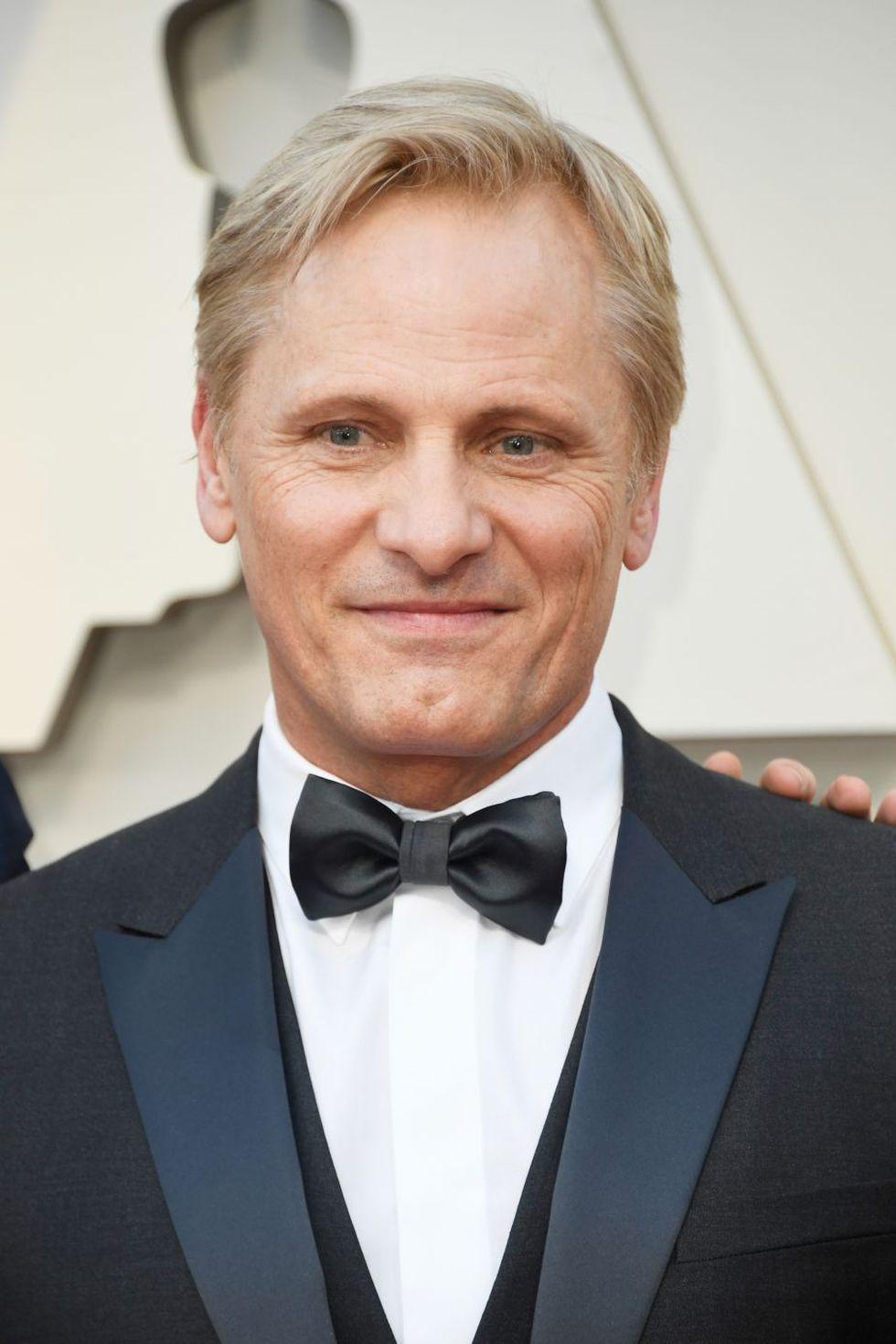 """Viggo Mortensen fue nominado al Oscar por """"Green Book"""" (Foto: AFP)"""
