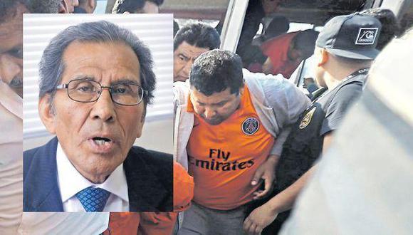 Juez que liberó a Los Monos de Quepepampa fue reasignado a Lima