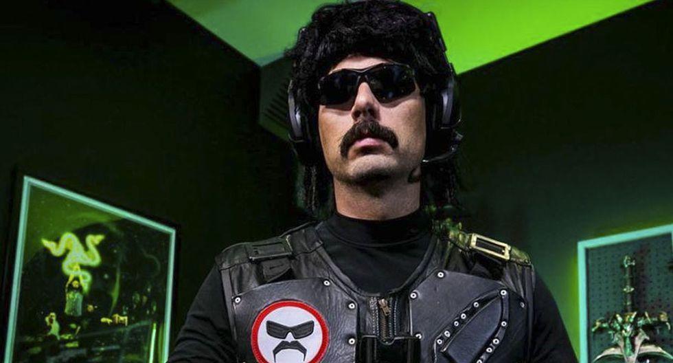 Dr. Disrespect. ¿cuánto dinero gana como streamer de Twitch? (Foto: Razer)