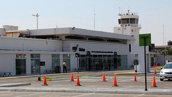 La obra abarca la construcción del cerco perimétrico y vía perimetral del Aeropuerto de Chiclayo. (Foto: GEC)