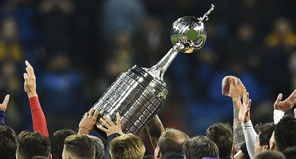La Copa Libertadores definirá a un nuevo campeón en el estadio Monumental de Lima | Foto: AFP