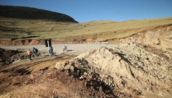 Las Bambas: la próxima semana reabrirán principal vía a la mina