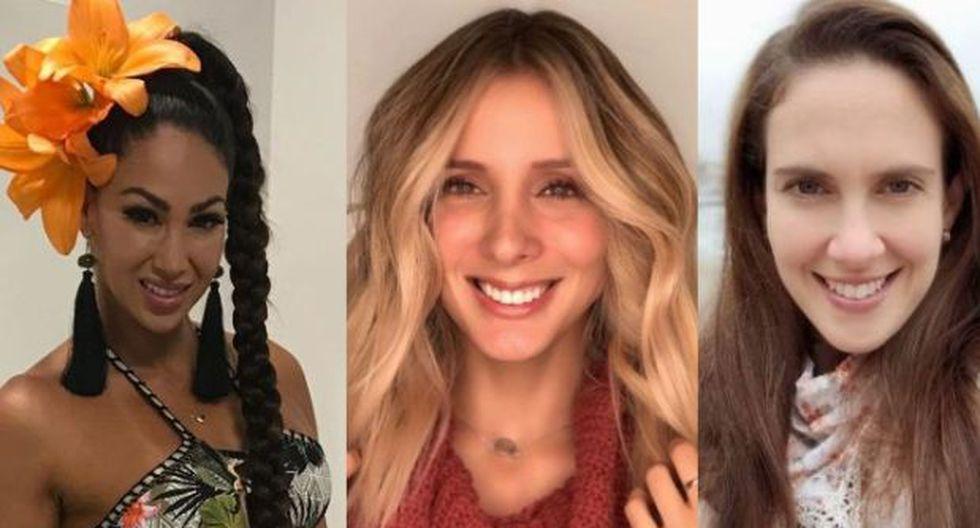 """Tres de las modelos que tuvo el programa """"Habacilar"""". (Foto: Instagram)"""