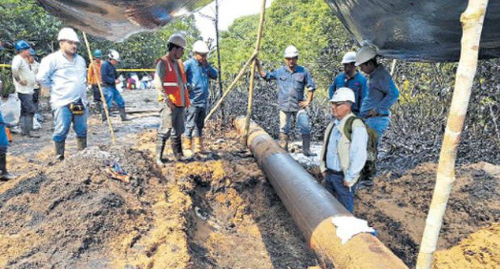 Loreto: reparan Oleoducto Norperuano luego de tres meses