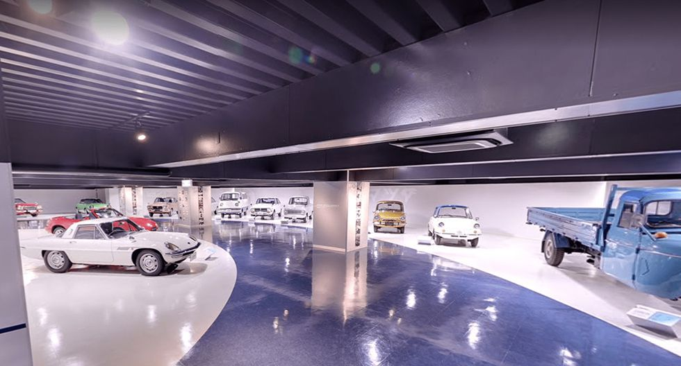 10. Toyota National Museum.