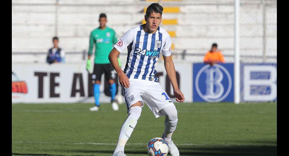 Alexis Cossio regresaría al once titular tras cumplir su sanción. (Foto: USI)