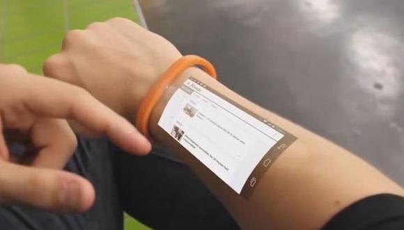 Este gadget utiliza Android 5.1 como sistema operativo. (Foto: Captura)