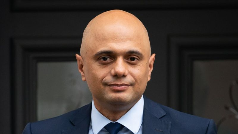 Sajid Javid is now the new Minister of Health.