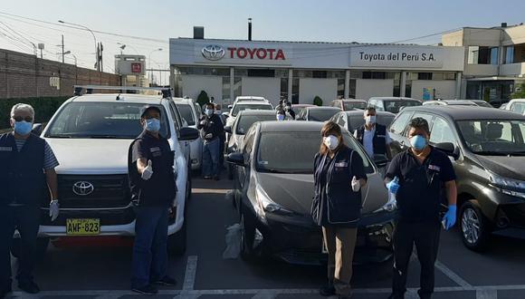 Los modelos de Toyota disponibles serán Corolla, Hilux, RAV4, Sienna, Land Cruiser Prado y Prius. (Foto: Toyota).