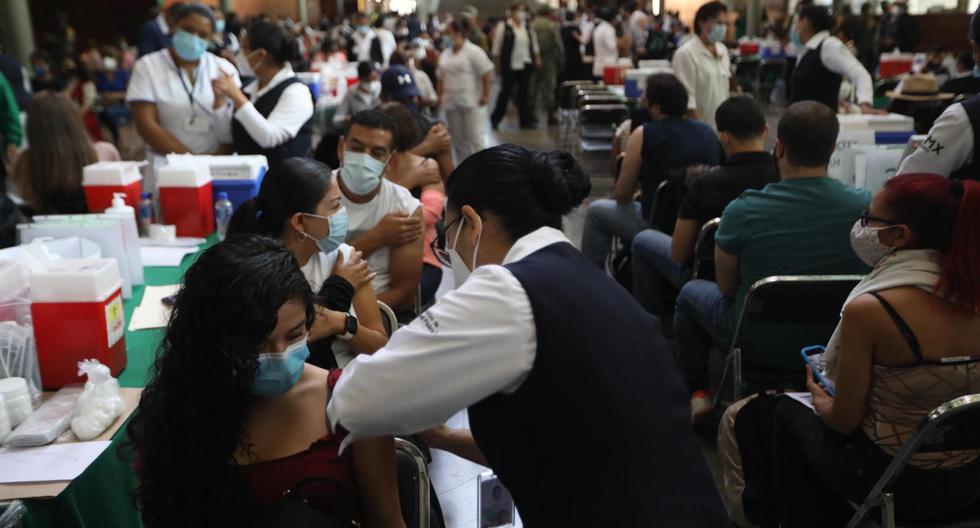 Mexico hopes to achieve herd immunity
