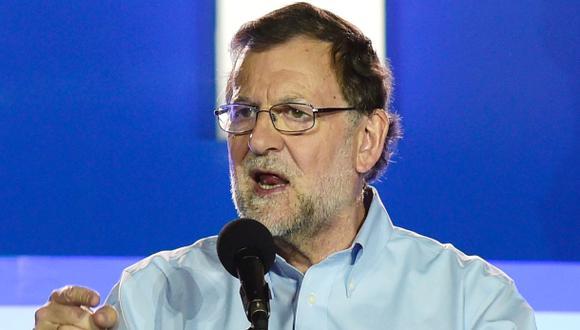 """Rajoy: """"Reclamamos el derecho a gobernar porque hemos ganado"""""""
