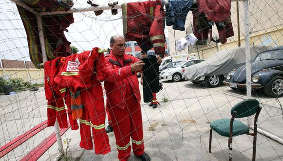 Los bomberos y el alcalde que pasa piola, por Pedro Ortiz Bisso