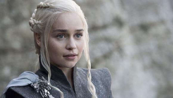"""""""Game of Thrones"""": Emilia Clarke dice que se inspiró en videos de Hitler para la última temporada. (Fotos: HBO)"""