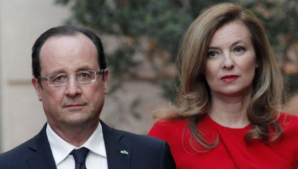 Affaire Hollande: Primera dama podría perdonar infidelidad