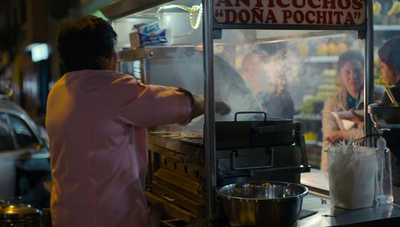 """""""Street Food: Latinoamérica"""" es la nueva serie-documental para celebrar la comida callejera de países como Brasil, Perú, Colombia y más. (Cortesía / Netflix)."""