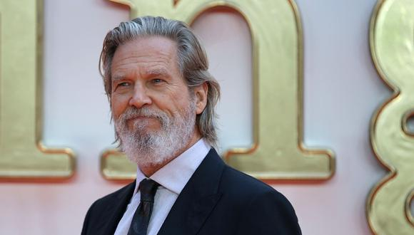 Jeff Bridges anunció que padece de cáncer. (Foto: VALERIE MACON/AFP)