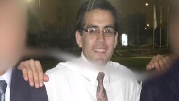 Lionel Saavedra Pari, el extrabajador de seguridad de la empresa Prosegur acusado de robar más de dos millones de soles mediante la modalidad conocida como 'la momia'. (Foto: GEC)