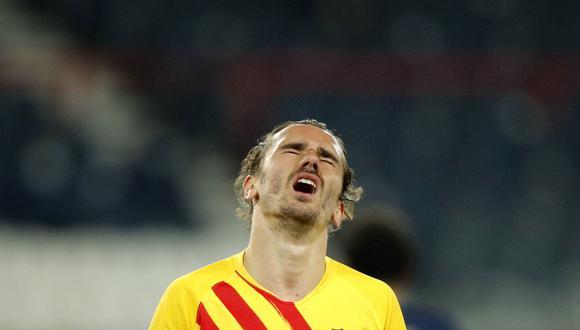 Antoine Griezmann fue criticado por el ex Barcelona Hristo Stoichkov. (Foto: EFE)