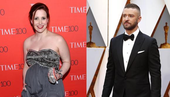 Dylan Farrow critica a Justin Timberlake por trabajar con Woody Allen