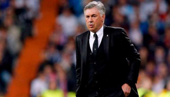 Carlo Ancelotti suena como posible reemplazo de Queiroz en Colombia. (Foto: Agencias)