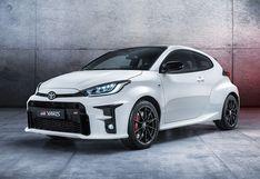 Toyota GR Yaris promete competir con los compactos deportivos del mercado   FOTOS