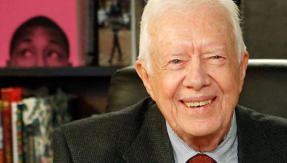 EE.UU.: Jimmy Carter asegura que venció el cáncer cerebral