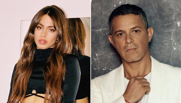 Alejandro Sanz y Tini Stoessel unen sus voces para nueva canción. (Foto: @tinistoessel/@alejandrosanz)