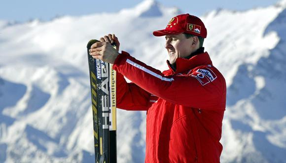 Schumacher y el misterio sobre su salud tras seis años de su accidente en Los Alpes: cuál es su estado y qué ha informado la familia. (Foto: AFP)