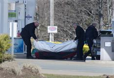Un hombre mata a por lo menos 18 personas en el peor tiroteo en la historia de Canadá