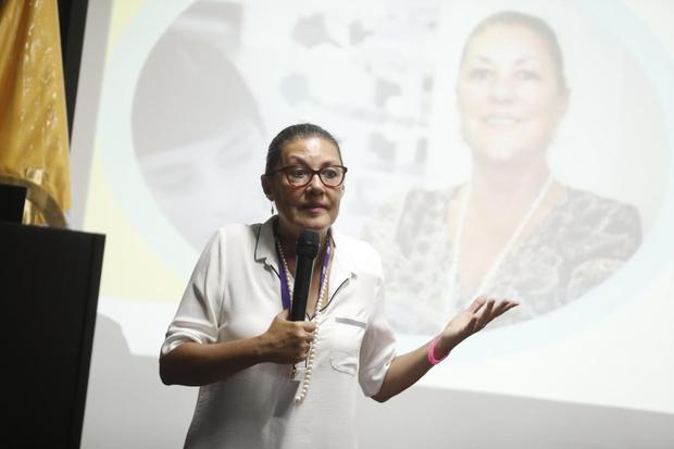 Fabiola León-Velarde, former president of Concytec, was between 1995 and 2002 as Associate Researcher at the University of Paris XIII.  (César Campos / GEC)