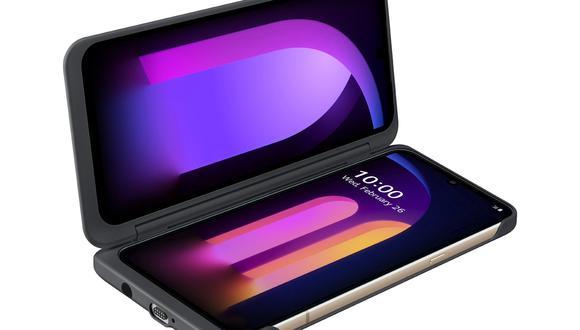 LG V60 ThinQ 5G. (Foto: LG)