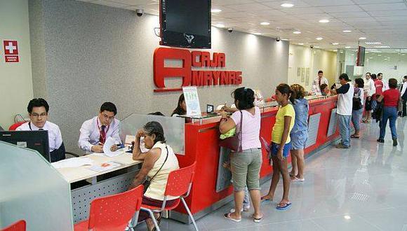 Cajas municipales bordearon los cinco millones de clientes hasta noviembre.
