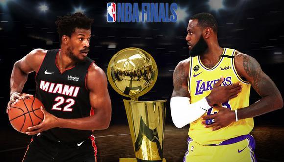 Inician las finales de la NBA en busca de la gloria y aquí tendrás todos los detalles para que no te pierdas esta apasionante definición. (Foto: Infobae)