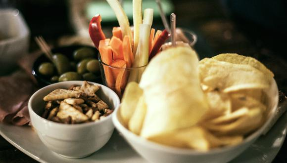 Snacks para ver la final de la Champions League que no romperán tu dieta. (Pexels)