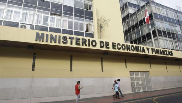 La meta trimestral de ejecución para los gobiernos regionales es de S/1.416,1 millones. (Foto: GEC)