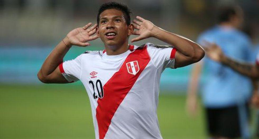 Edison Flores no juega con Perú desde el partido ante Argentina por Eliminatorias.  (Foto: FPF)