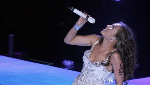 Thalía no quiere ser la reina de la música para niños