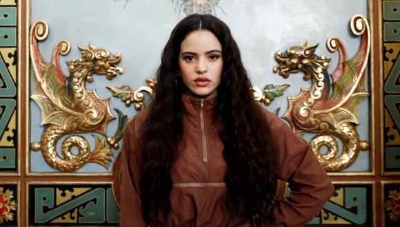 Rosalía (Foto: EFE)