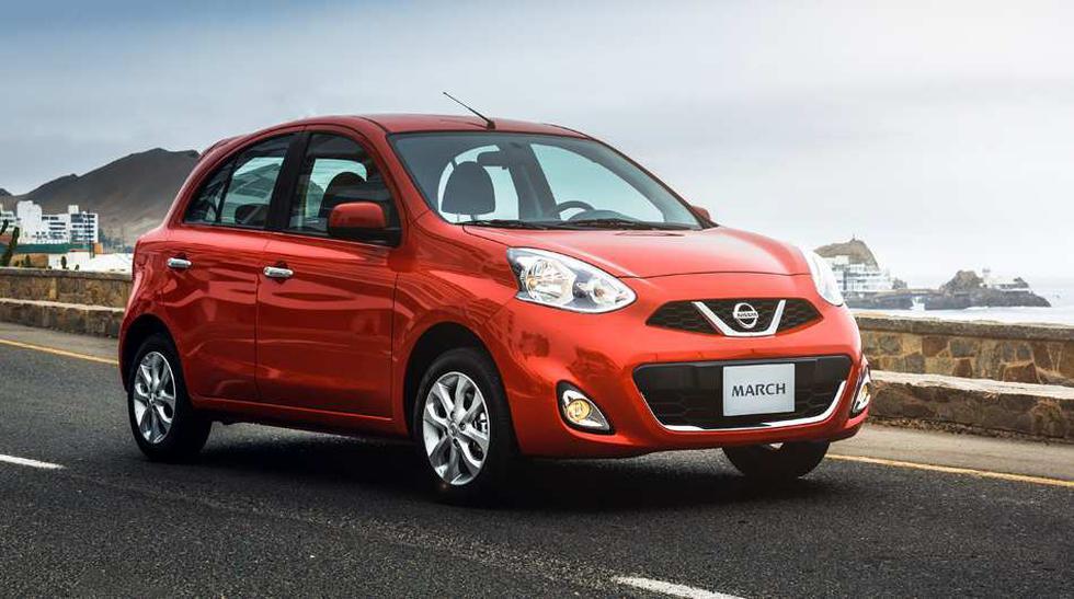 ¿Cómo le fue al Nissan March en la prueba de El Comercio? - 1