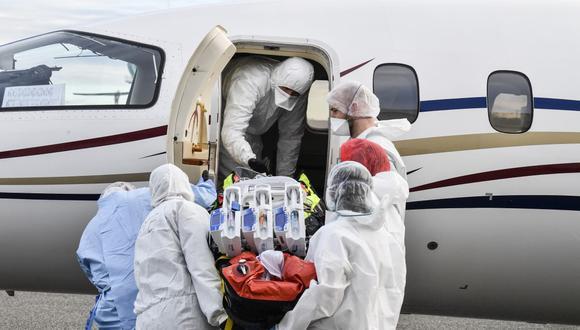 Coronavirus en Francia   Últimas noticias   Último minuto: reporte de infectados y muertos hoy, martes 3 de noviembre del 2020. (Foto: PHILIPPE DESMAZES / AFP).
