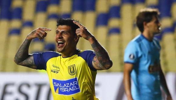 Patricio Rubio jugó en la Universidad de Concepción durante el 2019. (Agencias)