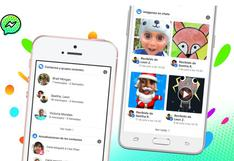Facebook | Las nuevas funciones de control parental de Messenger Kids
