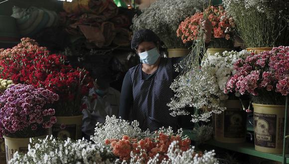 La floricultura genera puestos de trabajo por hectárea y el 50% corresponde al género femenino, señaló el Midagri. (Foto: Britanie Arroyo / GEC)