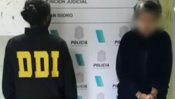 Marina fue acusada de un delito de abuso sexual agravado por la condición de representante de un culto religioso. (Captura de video/Canal 9 Argentina/YouTube).