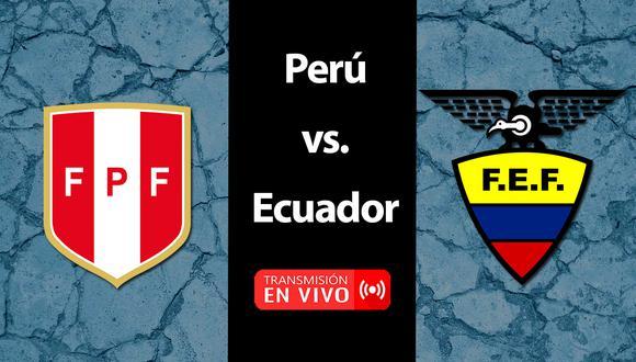 El partido entre Perú y Ecuador tendrá lugar en el Red Bull Arena de Nueva Jersey a partir de las 20:00 horas (horario peruano y ecuatoriano) y será transmitido a través de Movistar Deportes y Latina.   Foto: Producción