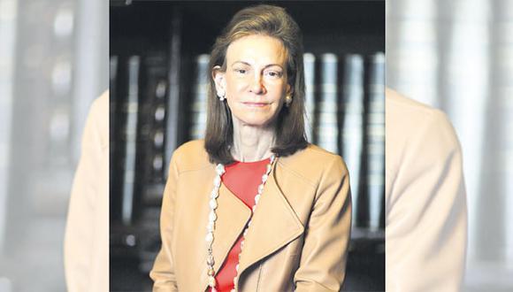 Lally Weymouth, la entrevistadora de los líderes mundiales