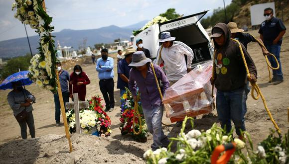 Coronavirus en México | Ultimas noticias | Último minuto: reporte de infectados y muertos jueves 11 de junio del 2020 | Covid-19 | (Foto: REUTERS/Edgard Garrido).