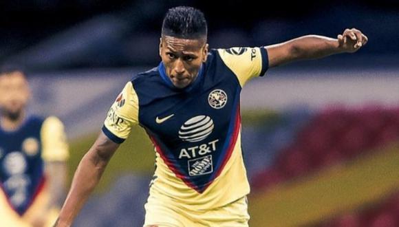 Pedro Aquino suma 2 goles en la Liga MX